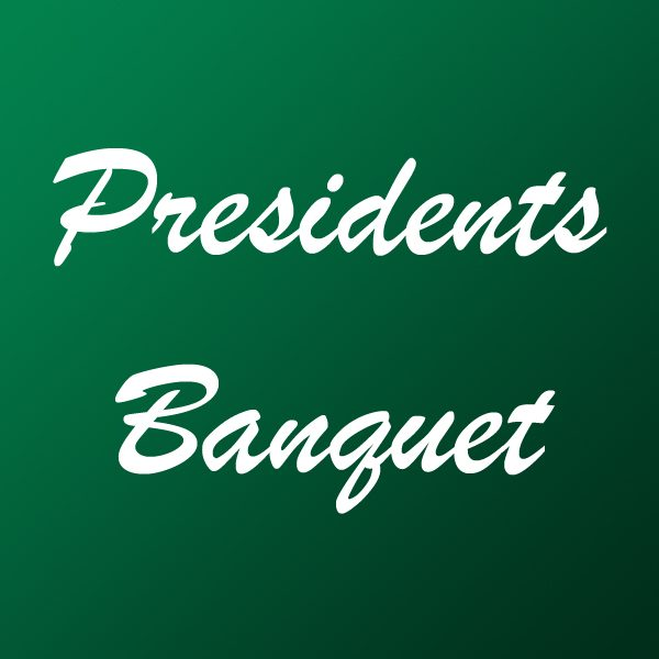 Presidents Banquet